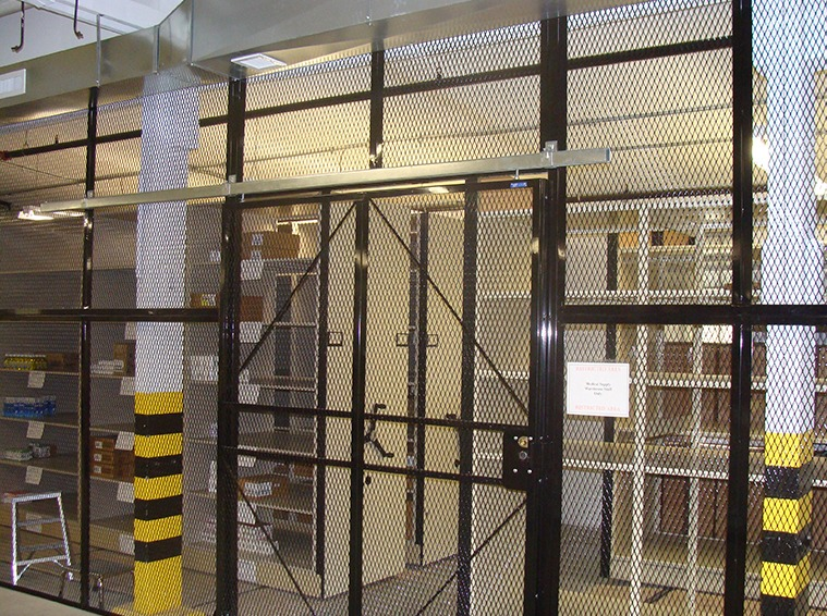 Secured Storage / Lockers - Storage Concepts Inc.